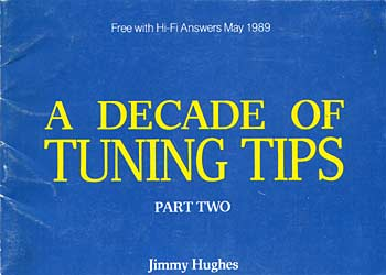 Cover: A Decade of Tuning Tips (Part 2)