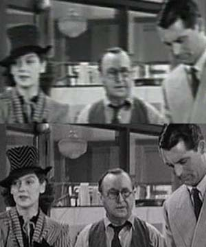 Different qualities of 'His Girl Friday'