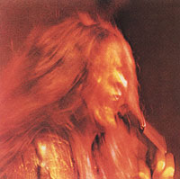 Janice Joplin Kozmic Blues CD cover