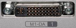 M1 input on InFocus ScreenPlay 5700 projector