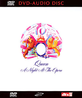 A Night at the Opera cover