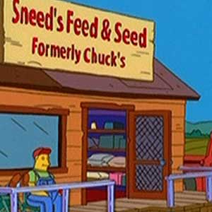 Sneed's Feed & Seed, Formerly Chuck's