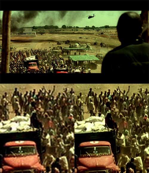 Black Hawk Down comparison