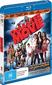 Disaster Movie title