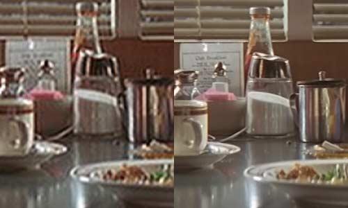 Pulp Fiction: DVD vs Blu-ray