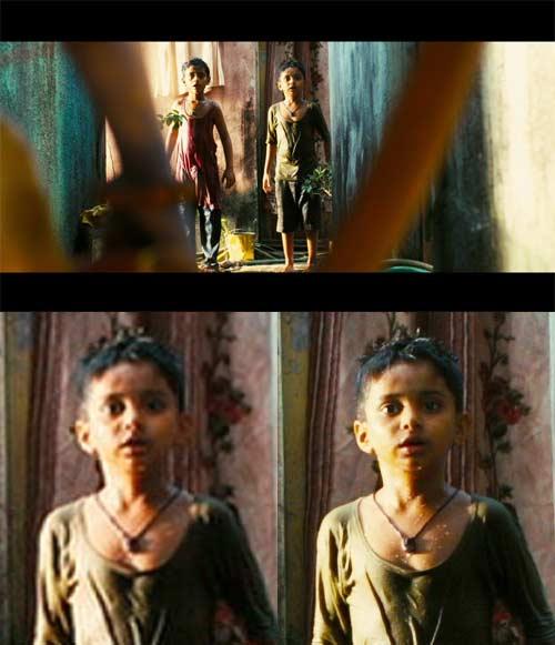 Slumdog comparison