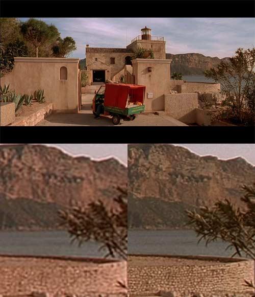 The Transporter, Blu-ray vs DVD Comparison