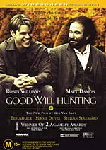 good will hunting writer The screenplay good will hunting dissected by 6 screenwriting experts an in-depth analyse of conflict, character, story, structure, format and dialogue.